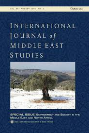 International Journal of Middle East Studies