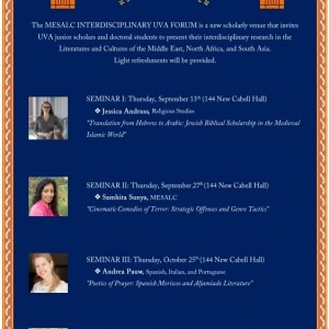 MESALC Forum Poster